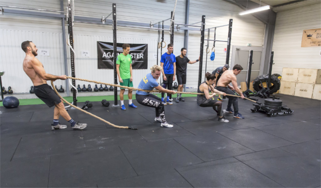 CrossFit Cordée Amancy