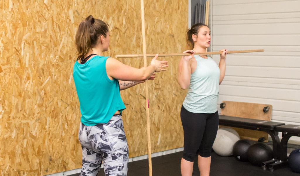 Des cours de CrossFit encadrés par des pros
