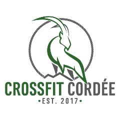 Logo vêtements CrossFit Cordee