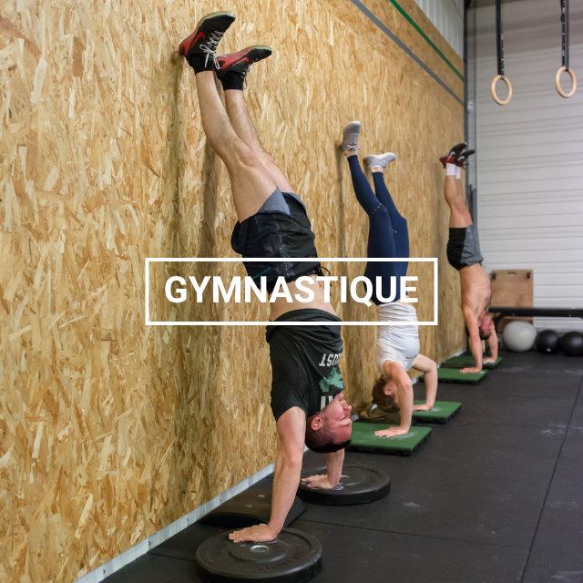 Le Crossfit - Gymnastique