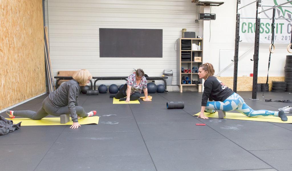 Les cours de stretching