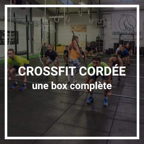Box CrossFit complète