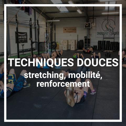 Techniques douces