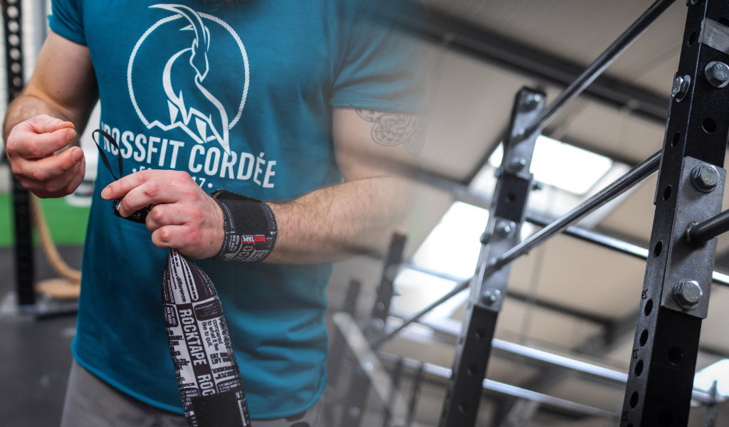 Vêtements CrossFit Cordée
